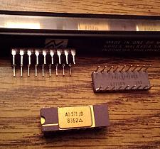 Buy Lot of 18: Analog Devices AD571JD
