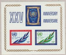 Buy [UN0212] UN NY: Sc. No. 212 (1970) MNH Miniature Sheet