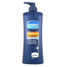 Buy Vaseline Men Antispot UV Skin Whitening Body Lotion 400ml