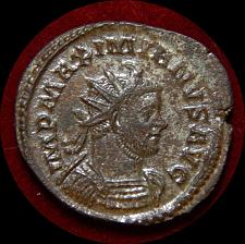 Buy Maximianus I PAX AVGG, RIC V-2 Lyon 267 Authentic Roman Coin