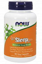 Buy 2 Pack Now Foods Botanical Sleep Blend 90 Veggie Caps Restful Rejuvenating Sleep