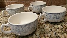 Buy Vintage Set of Four German-Made 8-ounce Coffee Tea Mugs Cups