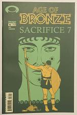 Buy Comic Book Age of Bronze Sacrifice 7 #16 Image February 2003