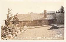 Buy Cloud Cap Inn, Mt. Hood Oregon Real Photo Vintage Postcard