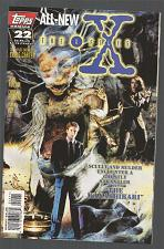 Buy Comic Book The X-Files #22 Topps 1996