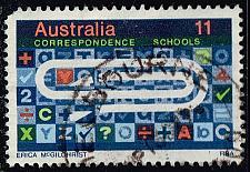 Buy Australia #603 Correspondence Schools; Used (0.25) (3Stars) |AUS0603-03XBC