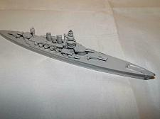 Buy Comet WW II Identification Model Italian Battleship Andrea Doria