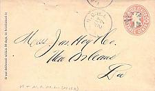 Buy 1870, V & N.O.M.L, Vicksburg & New Orleans Mail Line,Steamboat River Route Cover