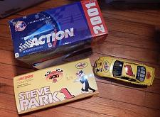 Buy STEVE PARK ACTION 1:24 SCALE STOCK CAR 2001 #1 PENNZOIL LOONEY TUNES MONTE CARLO