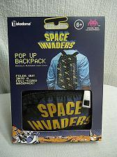 Buy space invaders pop up backpack