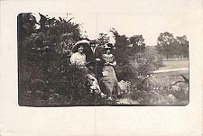 Buy Harry Charles Girls per reverse Real Photo RPPC Vintage Postcard