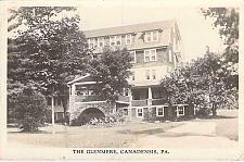 Buy The Glenmere,Canadensis, PA Circa 1930 RPPC Vintage Postcard