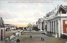 Buy 1907 Grand Court Auditorium Jamestown Exposition Used Postcard