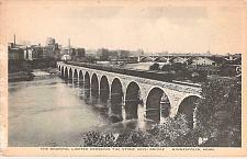 Buy Oriental Limited Crossing the Stone Arch Bridge Minneapolis,Unused Postcard