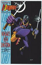 Buy Comic Book Ninjak #11 Valiant 1994