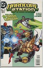 Buy Comic Book Hardcore Station #3 DC 1998