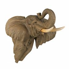 Buy 14940U - Elephant Head Wall Decoration
