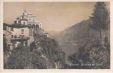 Buy Locarno Madonna del Sasso Vintage Italy Used Postcard