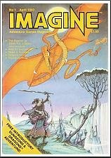 Buy Imagine Adventure Gaming Magazine 26 Issue Collection Free Shipping