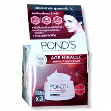 Buy Pond's Age Miracle Deep Action Retinol-C Wrinkle Corrector Night Cream 50 grams