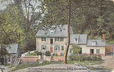 Buy Old Livezey House, Washington's Headquarters, Wissachickon Vintage Postcard