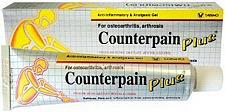 Buy COUNTERPAIN PLUS RELIEVES MUSCULAR ANTI-INFLAMMATORY & ANALGESIC GEL 50 G.25 G.