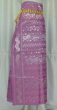 Buy Myanmar Traditional Fashion Fabric for Clothing Dress Long longyi Skirt LY22
