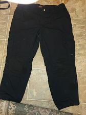 Buy Tru Spec Professional Grade Black Tactical Pants Size Mens 3X Regular **EUC**