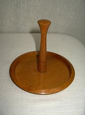 Buy Vintage MCM Teak Condiment Tray by Karl Holmberg Sweden or Jewelry Holder