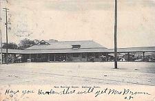 Buy New Railroad Depot, Danbury, Conn Vintage Postcard
