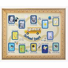 Buy 13854U - School Days Wood Photo Picture Frame