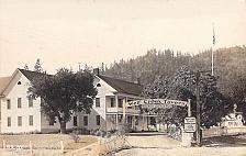 Buy Wolf Creek Tavern Oregon, Rare Real Photo Vintage Postcard