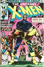 Buy X-men #136 PHOENIX (Uncanny) VF+ range John Byrne 1st Series & Print 1979