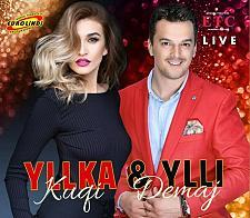 Buy Yllka Kuqi & Ylli Demaj - Live 2017 (2017). CD with Albanian Kosovo Music