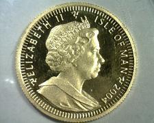 Buy 2004 ISLE OF MAN 1/10 OZ. GOLD TONKINESE KITTENS NICE ORIGINAL COIN MINT HOLDER