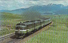 Buy Vista Dome North Coast Limited, Northern Pacific Railway Vintage Postcard