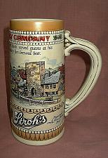 Buy Strohs Brewery Heritage Series II Tall Beer Stein Numbered Collectible 194566 g4