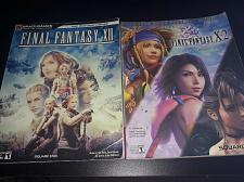 Buy Final Fantasy XII & X-2 Strategy Guide BookS GUC W/Posters STILL ATTACHED.