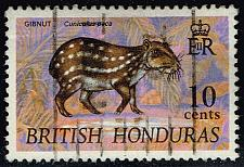 Buy British Honduras #219 Paca; Used (0.25) (1Stars) |BHO219-01XVA