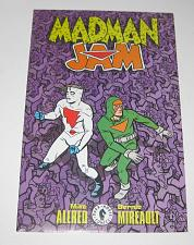 Buy Comic Book Madman / The Jam #1 Dark Horse 1998