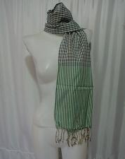 Buy Laotian Jok Sabai Cotton Fabric Thai Lao Laos Textile Wrap Scarf Shawl SC73
