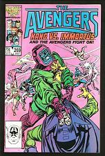 Buy AVENGERS #267 VF Marvel Comics 1986 Stern / J.Buscema / Palmer KANG vs IMMORTUS