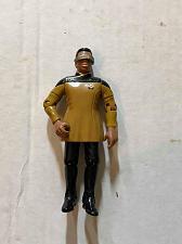 "Buy Action Figure Star Trek 5"" TNG Wave 2 Geordi La Forge Dress Loose Playmates 1993"