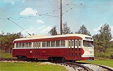 Buy St. Louis Car Co. Car 1440, Pittsburgh Railways, PCC Car Vintage Postcard