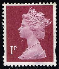 Buy Great Britain #MH245 Machin Head; Used (0.25) (2Stars) |GBRMH245-02XVA