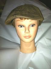 Buy Stetson Sun Guard Duck Ivy Flat Cap Cap Hat Cap Texas 23 Brown Cotton/Polyester
