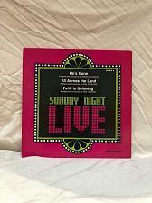 "Buy Record 12"" Vinyl Sunday Night Live Series II 2 1979"