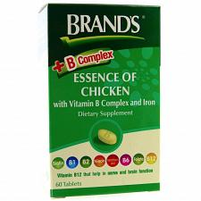 Buy Brand's Essence of Chicken Vitamin B Complex Plus Iron Tablets to Improve Memory