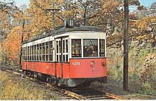 Buy Streetcar Gratitude, New York to Connecticut Trolley Vintage Postcard