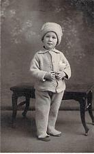 Buy Young Child Bill Lang, 3 Yrs Old, 1918 Real Photo RPPC Unused Postcard